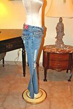 TRUE RELIGION DISTRESSED SHABBY  JEANS  / 26  / USA