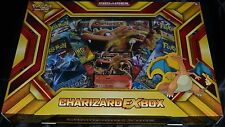 Charizard EX Box Pokemon Trading Cards Game TCG Case Booster Pack Package NEW