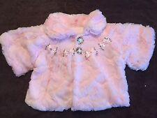 Girls' Faux Fur Smart Coats, Jackets & Snowsuits (2-16 Years)