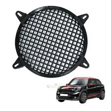 8inch SubWoofer Metal Mesh Cover Waffle Speaker Grill Protect Guard DJ Car Audio
