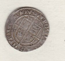 More details for 1571 elizabeth i silver sixpence castle mint mark in good fine condition