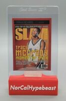 2020-21 Panini NBA Hoops Tracy McGrady SLAM Insert #20 Moment of Truth