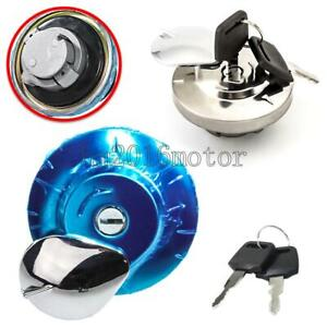 Fuel Gas Cap Tank Cover Lock Key For Honda Shadow Sabre VT1100C 2000-2008