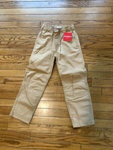 NWT Hanna Andersson Boys Double Knee Pants Size 130