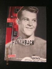 2003 04 Upper Deck Victory Freshman Flashback #FF 50 Gordie Howe - Red Wings   X