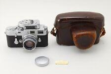 【EXC+++++】Leica M3 DS Silver Body With Leitz GmbH Wetzlar Summicron 5cm f/2 Lens