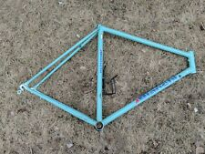 Vintage Bianchi Columbus Steel Frame Road Italian Bike Italy No Fork