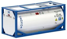 HO Scale Shipping container- 491022- 20ft Tank Container - CRONOS