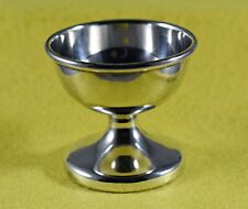 VINTAGE SILVER PLATE EGG CUP