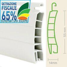 AVVOLGIBILI  TAPPARELLE  TAPPARELLA PVC PESANTE SU MISURA c.ca 6Kg/Mq.