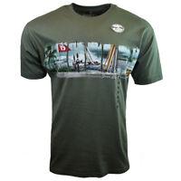 Mens Tee T Shirt M L XL XXL Surf Surfboard Hawaiian Beach Aloha Graphic NEW