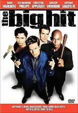 The Big Hit (Dvd, 1998, Closed Caption Dubbed French)