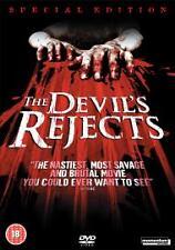 The Devil's Rejects - Michael Berryman,Sid Haig, Deborah Van New UK Region 2 DVD