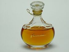 VINTAGE  LALIQUE BOTTLE FAROUCHE PARFUM  NINA RICCI 1 oz 30ml
