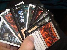 Dark Ritual x4 Various Sets like Revised, Urza's Saga etc.Free Shipping Canada!