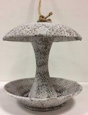 Vogelstelle*Wasserstelle*Vogeltränke*Gartendeko*hängend*Vogelbad*Futterstelle