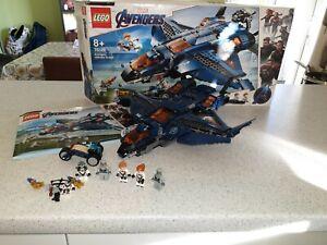 Lego Marvel Super Heroes Avengers Ultimate Quinjet (76126)