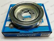 Crankshaft Pulley For Peugeot 206 207 307 308 Bipper Partner 1.4l 1.6l 16V