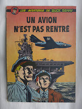 Buck Danny - Un avion n'est pas rentré / EO 1954