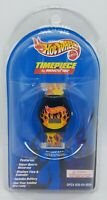 Vintage 1998 Hot Wheels Watch w Flames Timepiece by Innovative Time NOS Sealed
