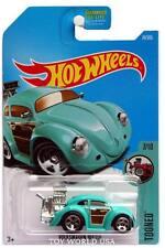 2017 Hot Wheels #74 Tooned Volkswagen Beetle