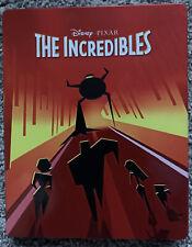 The Incredibles 4K Ultra Hd Steelbook- Best Buy Exclusive No Digital Code