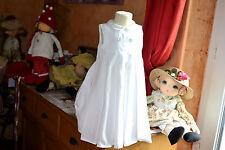 robe cyrillus doublee 18 mois sel de mer tres ceremonie  impecc