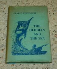The Old Man and the Sea - Ernest Hemingway - 1952 Scribners College Edition - HC