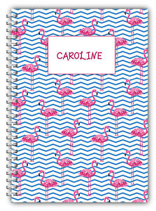 A5 DAILY PLANNER JOBS TO DO LIST JOURNAL DAILY SCHEDULE PERSONALISED P FLAMINGO