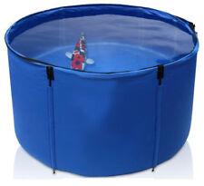 Flexi Bowl Faltbecken Ø90x60 cm 380 Liter + Tragetasche Koi Wanne Becken Teich