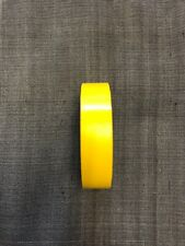 Cricket Bat GripTape-Yellow 6M Long,1.2Cm Wide,7mm Thick-Usaseller Free Shipping