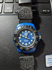 TAG HEUER BLUE FORMULA 1 F1 Mid Unisex 38mm Swiss Quartz Watch 381.513/1 PAYPAL