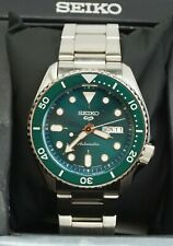 Seiko 5 Sports 24-Jewel Water-Resistant 100M Automatic Men's Watch #SRPD61