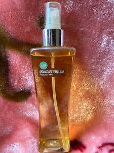 Bath and Body Works Signature Vanillas LEMON Fragrance Mist 8 Fl. Oz. NEW