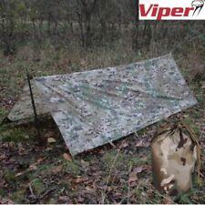 VIPER Basha impermeabile per MTP Esercito Foglio Telone Tenda Campeggio Pesca Bivi