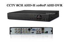 CCTV AHD  8CH AHD-H 1080P HDMI AHD-H/ AHDL/ NVR 3 In1 4 Audio Hybird AHD DVR