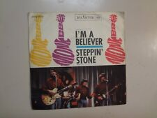"""MONKEES: I'm A Believer- (I'm Not Your)Steppin' Stone-Italy 7"""" 66 RCA Victor PSL"""