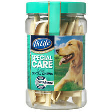 PTD Hilife Special Care Daily Dental Chews Spearmint 12's (Pack of 3)