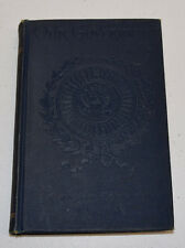 Vintage 1898 Our Government How It Grew What It Does How It Does It Jesse Macy