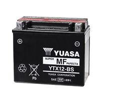 BATTERIA YUASA YTX12-BS SUZUKI DL 650 V-Strom ANNO 2007-2008-2009