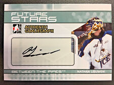 2009-10 Nathan Lieuwen ITG Between the Pipes Auto