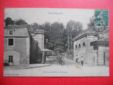 TOUL  :  Intérieur de la Porte de France.......VO.1912.