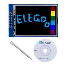 """2,8"""" TFT Touchscreen mit SD Karten Slot für Arduino UNO R3, Bibliotheken auf CD"""