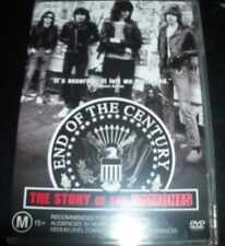The Ramones End Of An Era The Story Of (Australia All Region) DVD – Like New