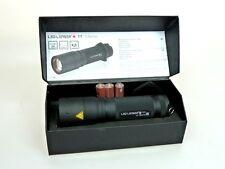 LED LENSER TT 9804 LED Taschenlampe  280 Lumen abnehmbarer Rollschutz