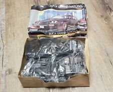 Vintage Buick Grand National by Monogram 1/24 Scale Model Car Kit USA