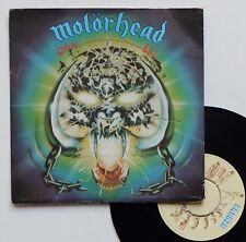 "SP Motorhead  ""Over kill - Overkill"""