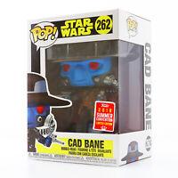 Funko POP! Star Wars - Cad Bane SDCC 2018 Summer Convention Exclusive