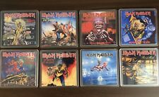 More details for iron maiden set of 8 coasters