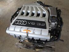 BDB V6 3.2 Motor 184KW 250PS AUDI A3 8P VW Golf 5 R32 79Tkm MIT GEWÄHRLEISTUNG